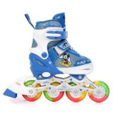 Four Wheel Factory Retractable Roller Kids Skate Shoes