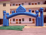 Middle-East Style Inflatable Entrance Archway Inflatable Advertising Arch
