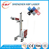 Widely Used Metal & Plastic Flying Fiber Laser Marking Machine