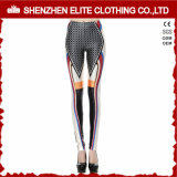 Hot Selling Wonderful Sublimation Polyester Leggings for Women 2016 (ELTFLI-26)