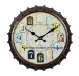 Colorful Frame Unique Style Fashionable Promotional Wall Clock
