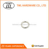 Wire Formed Square Loops Metal O Ring for Handbag
