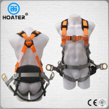 Safety Harness Climbing Equipments with Safety Lanyard and Rope