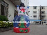 Inflatable Christmas Snowman for Decoration/ Inflatable Snowman Cartoon for Christmas