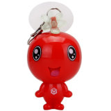 Key Ring Lady Child Student Security 120dB Cute Baby Anti Rob Personal Red Bird Alarm
