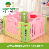 2017 Colorful Baby Playpen with Ce Cetification Factory Direct (HBS17062A)