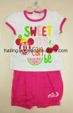 2PCS Set with T-Shirt & Shorts of Baby Wear