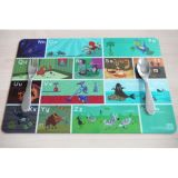 Baby Table Mat Learning Print PP Placemat