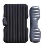 Split Type Flocked PVC Inflatable Car Mattress for Outdoor