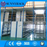 Heavy Duty Warehouse Storage Mezzanine Racking System