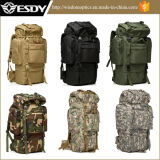 65L Outdoor Mountaineering Bags Field Tactical Camouflage Backpack