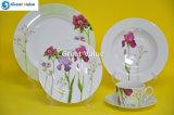 Wholesale 20 Pieces Porcelain Western Style Dinner Set