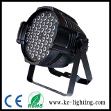 54*RGB 3 in 1 LED PAR Can Stage Light