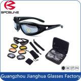 Interchangeable Lens Set Dustproof Goggles C5 Desert Storm Sun Glasses