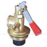 25-35kg Bc Trolley Fire Extinguisher Brass Valve
