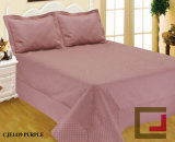 Printed Washable Adult Polyester Quilt by Ultrasonic