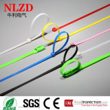 Self-locking Nylon Cable Ties /Plastic Zip Ties