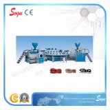 Xz0085 Automatic Disc Type Double Color Plastic Sole Injection Moulding Machine with 20 Stations
