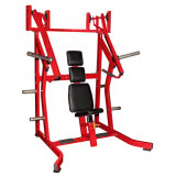 Body Building Fitness/Gym Equipment for ISO-Lateral Incline Chest Press (HS-1008)