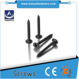 Phillips Bugle Head Black Phosphate Sharp Point Drywall Screw