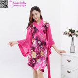 New Design Ladies Sexy Kimono Sleepwear L28209-2