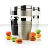 Double Walls Stainless Steel Thermal Tumbler
