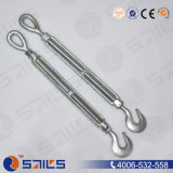 Hot DIP Galvanized Drop Forged Us Type Turnbuckle (CE, SGS, BV, ISO)
