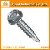 304 410 316 Stainless Steel Fastener Hexagonal Head Drilling Screw