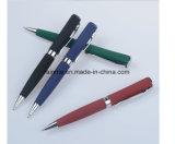 Premium Promotional Stationery Office Twist Writing Metal Pen