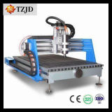 CNC Wood Router 4 Axis Rotary CNC Carving Machine