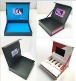 "Custom Design Perfume Display Music Box with 5"" LCD"