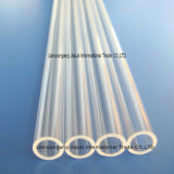 Large Diameter Clear Fused Tube