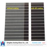 Ar Photovoltaic Glass for Solar Cell Module