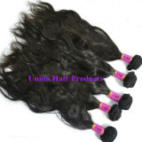 100% Virgin Unprocessed Natural Human Hair Extension Malaysian Natural Wave Hair