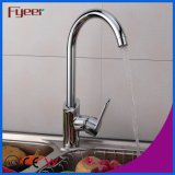 Fyeer Durable High Arc Kitchen Sink Mixer Taps