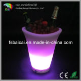 Luminous Plastic LED Ice Bucket