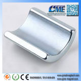 Huge Neodymium Magnets Sale Arc Shapes Neodymium Magnets to Motors