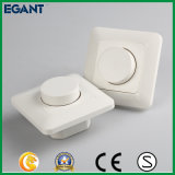 Plastic White Color Dimmer for LED Lights
