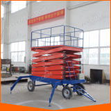 Mobile Scissor Air Lift Platform