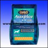 Plastic Side Gusset Pouch Bag