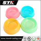 Colourful Portable Plastic Pet Bowl