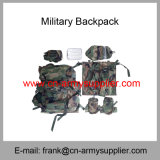 Army Tactical Woodland Camouflage 420d Oxford Military Alice Backpack Set