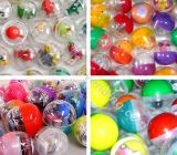 Bulk Vending Toy Capsules (500 Plus)