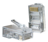 RJ45 Ethercon 8p8c Connector Play&Play Network Cable