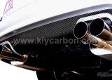 Custom Carbon Fiber Auto Parts Rear Diffuser