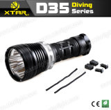 2350 lumens scuba CREE LED dive torch