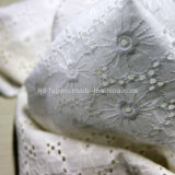 Cotton Lawn Border Embroidery (QDFAB-111068-9)
