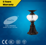 Energy Saving Ce RoHS CQC Certifications Solar Post Light