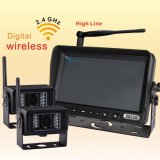 Wireless Digital Camera System with Load Dump Monitor