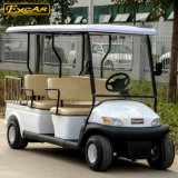 4 Seats Electric Golf Cart with Iron Frame